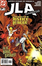 JLA CLASSIFIED #7 NM! - $1.50