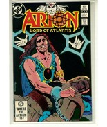 ARION, LORD OF ATLANTIS #5 (1982) NM! - $1.50