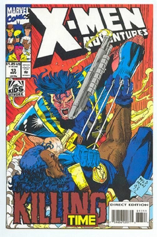 X-MEN ADVENTURES #13 NM!