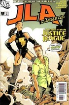 JLA CLASSIFIED #8 NM! - $1.50