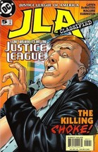 JLA CLASSIFIED #5 NM! - $1.50