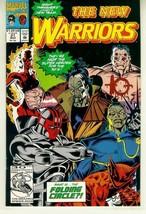 NEW WARRIORS #21 (1990 Series) NM! - $1.50