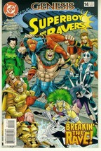 SUPERBOY and the RAVERS #14 NM! - $1.50