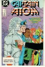 CAPTAIN ATOM #25 (DC Comics, 1987 Series) NM! - $1.50