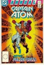 CAPTAIN ATOM ANNUAL #1 (DC Comics, 1988) NM! - $1.50