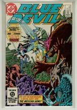 BLUE DEVIL #5 (DC Comics, 1984 Series) NM! - $1.50