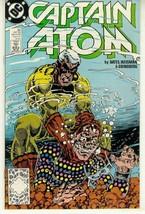 CAPTAIN ATOM #34 (DC Comics, 1987 Series) NM! - $1.50