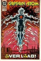 CAPTAIN ATOM #37 (DC Comics, 1987 Series) NM! - $1.50