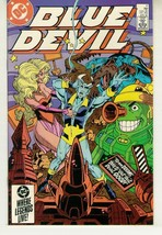 BLUE DEVIL #11 (DC Comics, 1984 Series) NM! - $1.50