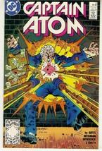 CAPTAIN ATOM #19 (DC Comics, 1987 Series) NM! - $1.50