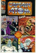 CAPTAIN ATOM #50 (DC Comics, 1987 Series) NM! - $1.50