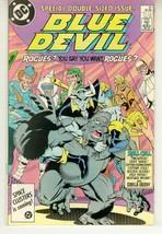 BLUE DEVIL #30 (DC Comics, 1984 Series) NM! - $1.50