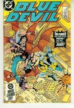 BLUE DEVIL #10 (DC Comics, 1984 Series) NM! - $1.50