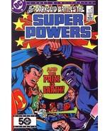 SUPER POWERS #6 (DC Comics, 1986) - $1.50