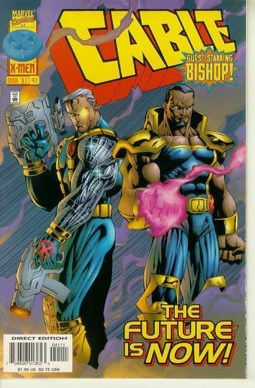 CABLE #41 (Marvel Comics) NM!