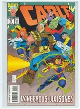 CABLE #10 (Marvel Comics) NM! - $1.50