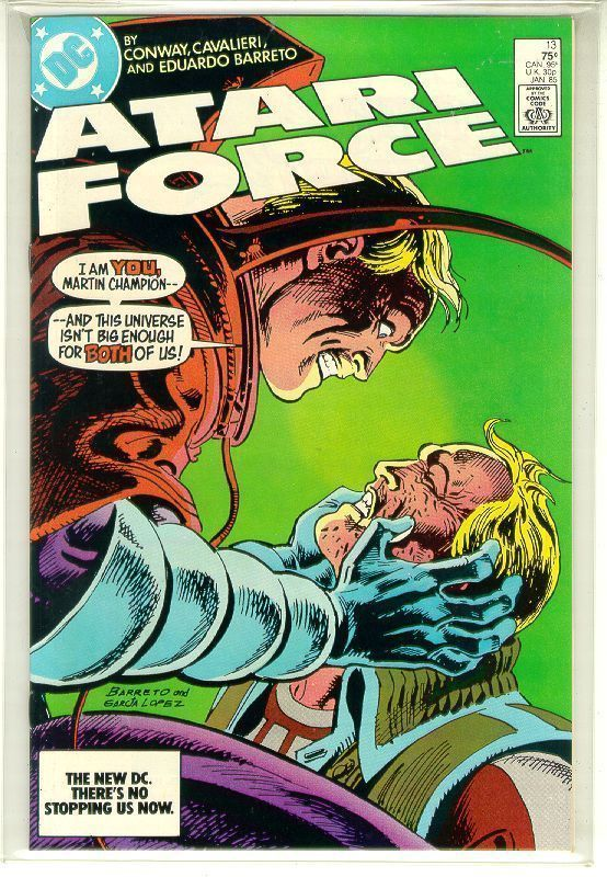 ATARI FORCE #13 (1984) NM!