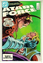 ATARI FORCE #13 (1984) NM! - $2.00
