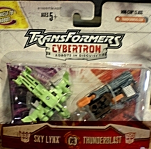 Trans Formers Robots In Disguise -Sky Lynx VS. ... - $14.95
