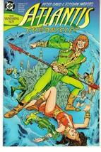 ATLANTIS CHRONICLES #2 (1990) NM! - $2.00