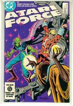 ATARI FORCE #7 (1984) NM! - $2.00