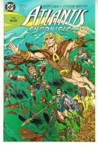 ATLANTIS CHRONICLES #6 (1990) NM! - $2.00