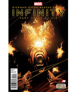 INFINITY #3 (2013) NM! ~ AVENGERS! - $2.00