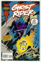 GHOST RIDER #52 (1990 Series) NM! - $2.00