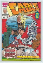 CABLE: BLOOD & METAL #2 (Marvel Comics) NM! - $1.50