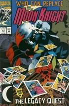 Marc Spector, MOON KNIGHT #47 NM! - $1.50