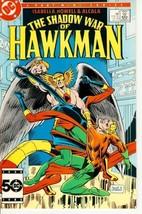 SHADOW WAR of HAWKMAN #3 (DC Comics, 1985) NM! - $1.50