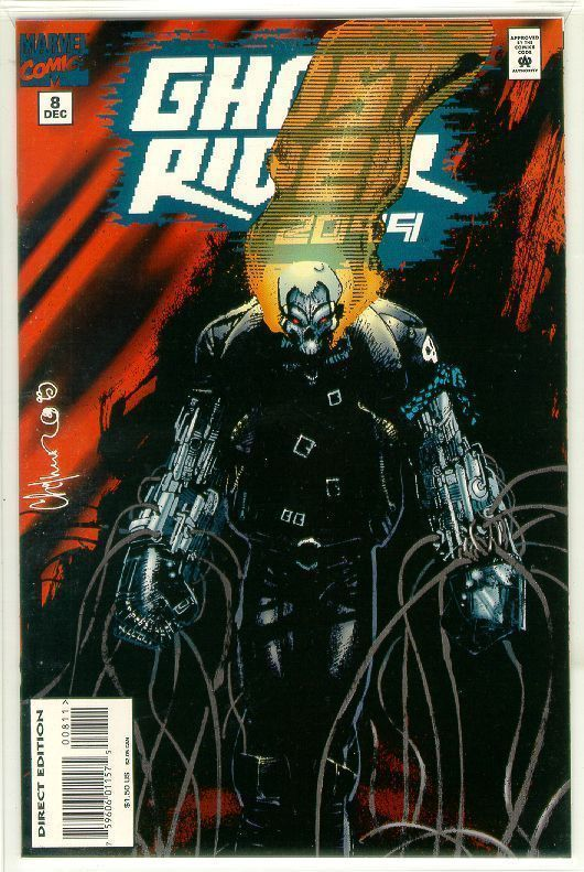 GHOST RIDER 2099 #8 NM!