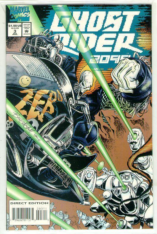 GHOST RIDER 2099 #3 NM!