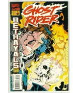 GHOST RIDER #58 (1990 Series) NM! - $1.50