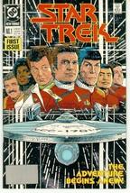 STAR TREK #1 (DC Comics, 1989 Series) NM! - $2.50