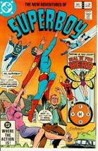NEW ADVENTURES of SUPERBOY #28 - $1.50