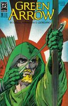 GREEN ARROW #10 (1988 Series) NM! - $1.50