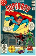 NEW ADVENTURES of SUPERBOY #31 - $1.50