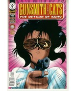 GUNSMITH CATS: The RETURN of GRAY #1 NM! - $1.50