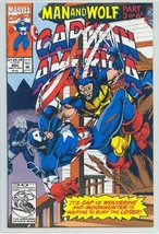 CAPTAIN AMERICA #404 NM! - $2.50