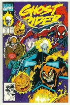 GHOST RIDER #16 (1990 Series) NM! - $1.50