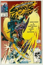 SPIRITS of VENGEANCE #8 (Ghost Rider & Blaze) NM! - $1.50