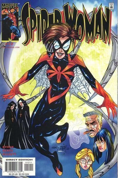 SPIDER-WOMAN #12 (1999 Series) NM!