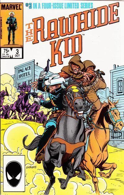 RAWHIDE KID #3 (1985)