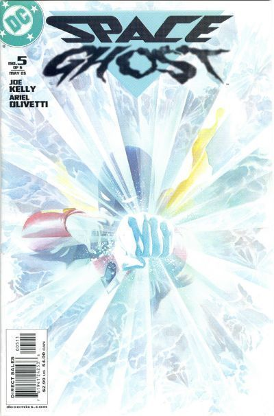 SPACE GHOST #5 (DC Comics, 2005) NM!