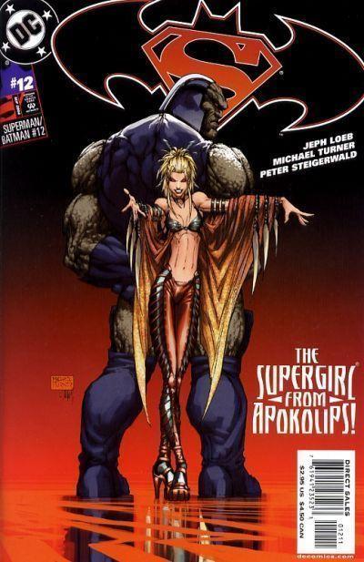 SUPERMAN / BATMAN #12 NM!