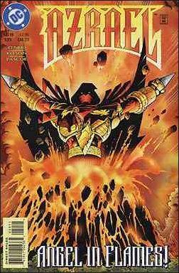 DC AZRAEL (1995 Series) #19 NM-