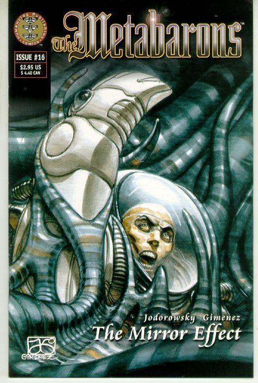 METABARONS #16 (Humanoids) NM!