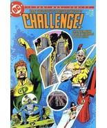 DC CHALLENGE! #9 NM! ~ SUPERMAN ~ BATMAN ~ WONDER WOMAN - $1.00