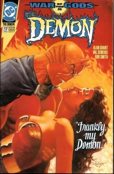 DEMON #17 (1990 Series) NM!